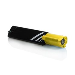 DELL 593-10156 / WH006 alternatif - Toner jaune