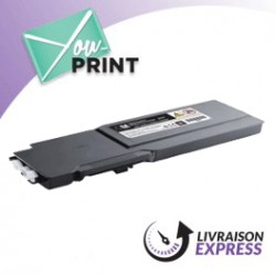 DELL 40W00 / 593-11121 compatible - Toner cyan