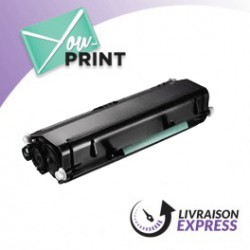DELL 6PP74 / 593-11054 compatible - Toner cyan