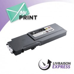 DELL MN6W2 / 593-11113 compatible - Toner cyan