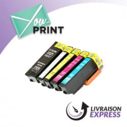 Pack EPSON C 13 T 26364010 / 26XL compatible