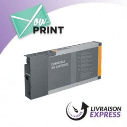 EPSON C 13 T 636A00 / T636A alternatif - Cartouche jet d'encre orange
