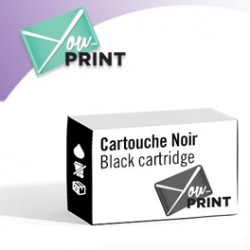 EPSON C 13 T 804A00 / T804A alternatif - Cartouche jet d'encre orange