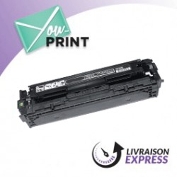 HP CB540A / 125A alternatif - Toner Noir