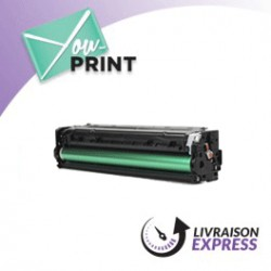 HP CF402X / 201X alternatif - Toner Jaune