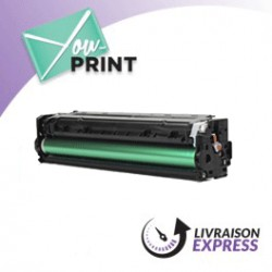 HP CF403X / 201X alternatif - Toner Magenta
