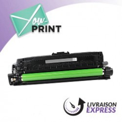HP CE740A / 307A alternatif - Toner Noir