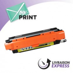HP CE252A / 504A alternatif - Toner Jaune