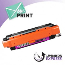 HP CE253A / 504A alternatif - Toner Magenta