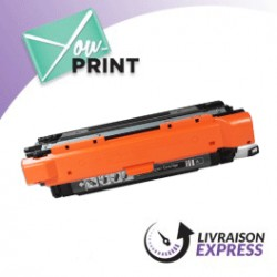 HP CE250X / 504X alternatif - Toner Noir