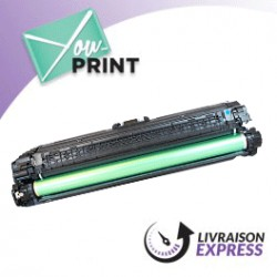 HP CE271A / 650A alternatif - Toner Cyan