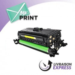 HP CF332A / 654A alternatif - Toner Jaune