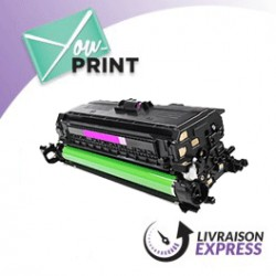 HP CF333A / 654A alternatif - Toner Magenta