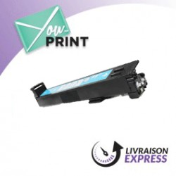 HP CF301A / 827A alternatif - Toner Cyan