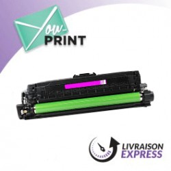 HP CE743A / alternatif - Toner Magenta