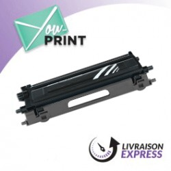 BROTHER TN135BK compatible - Toner Noir