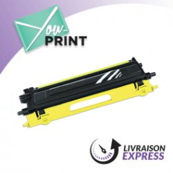 BROTHER TN135Y alternatif - Toner Jaune