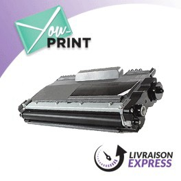 BROTHER TN2220 compatible - Toner Noir