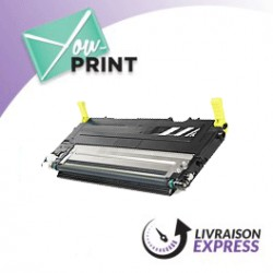 Samsung CLTY4092SELS / Y4092S compatible - Toner Jaune