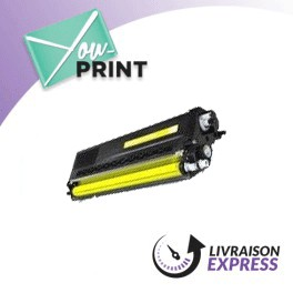 BROTHER TN320Y compatible - Toner Jaune