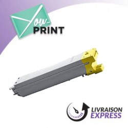 Samsung CLTY808SELS / Y808S compatible - Toner Jaune