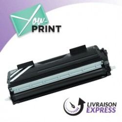 BROTHER TN6600 compatible - Toner Noir