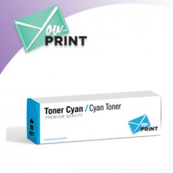CANON 702 / 9644A004 alternatif - Toner Cyan