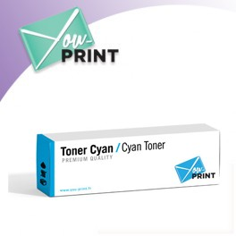 CANON 702 / 9644A004 compatible - Toner Cyan