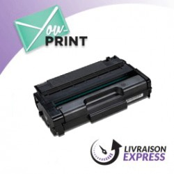 RICOH 406522 / SP3400HA compatible -Toner Noir