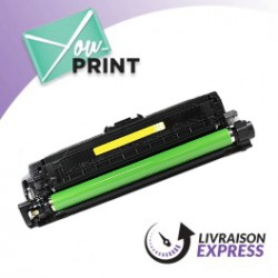 CANON 732Y / 6260B002 alternatif - Toner Jaune