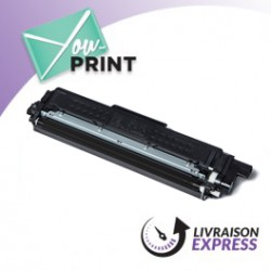 BROTHER TN247B compatible - Toner Noir