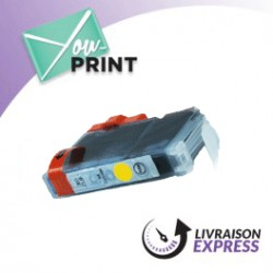 CANON BCI-3 EY / 4482 A 002 alternatif - Cartouche Jaune