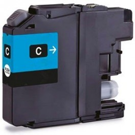Brother LC3213C compatible - Cartouche d'encre Cyan