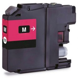 Brother LC3213M compatible - Cartouche d'encre Magenta