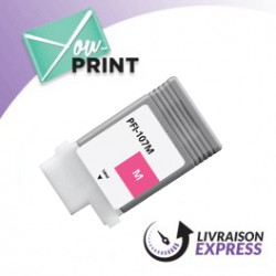 CANON PFI-107 M / 6707 B 001 alternatif - Cartouche Magenta