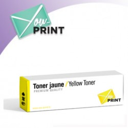 CANON BJI643Y / 1012 A 001 alternatif - Cartouche Jaune