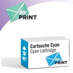 CANON CLI-551 C / 6509 B 001 alternatif - Cartouche Cyan