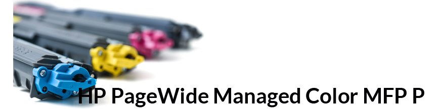 HP PageWide Managed Color MFP P